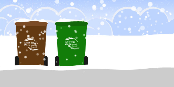 Christmas recycling and refuse collections
