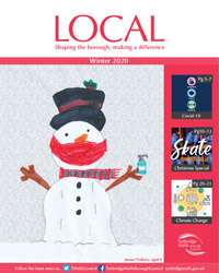 Tunbridge Wells Local magazine, winter 2020 edition