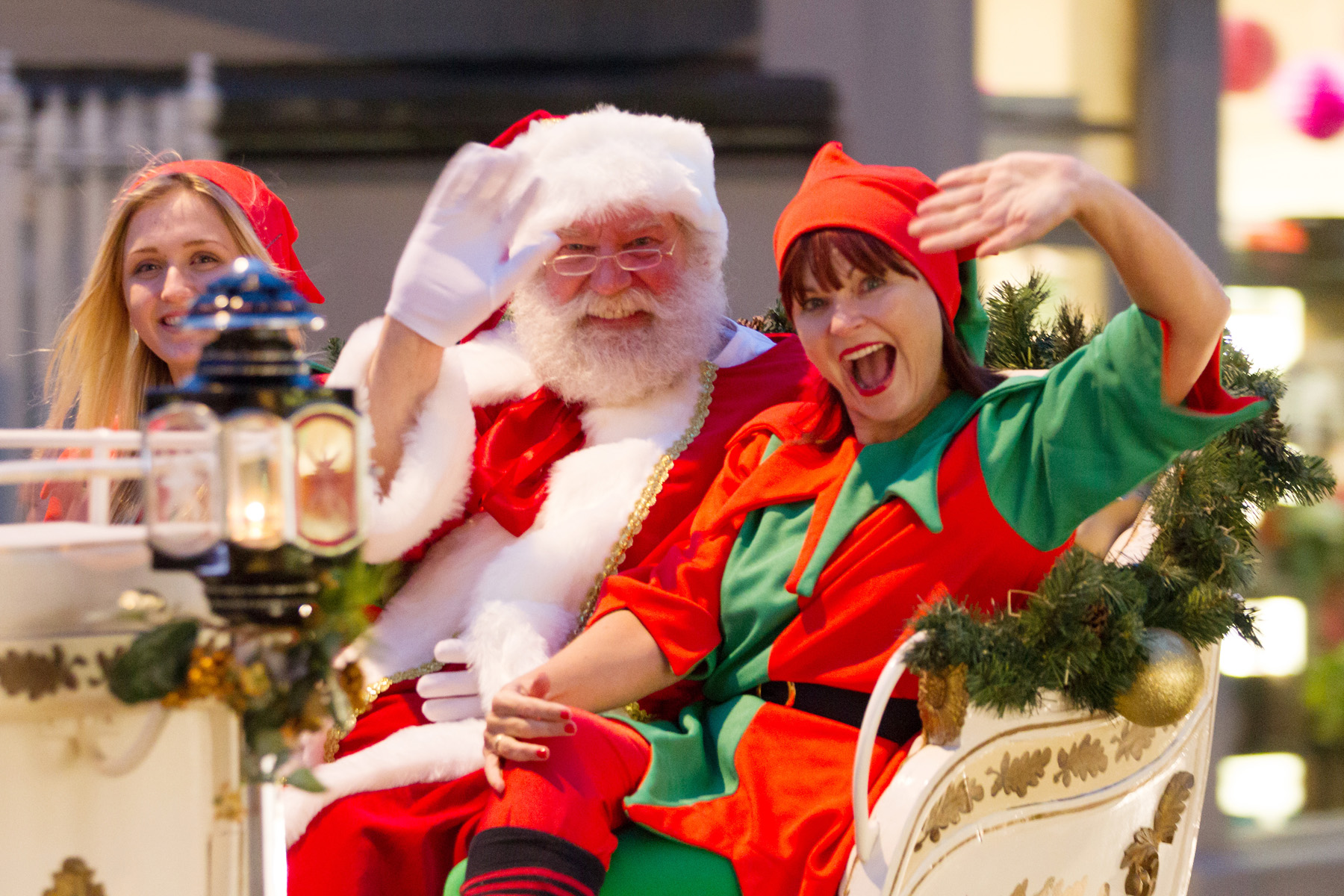 Christmas Lights On - Tunbridge Wells Borough Council