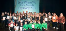 Tunbridge Wells Borough Council's Love Where We Live Awards Ceremony 2019