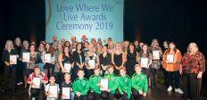 Tunbridge Wells Borough Council's Love Where We Live Awards Ceremony 2019