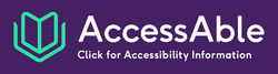 Clickable logo for the AccessAble website information about Tunbridge Wells Sports Centre