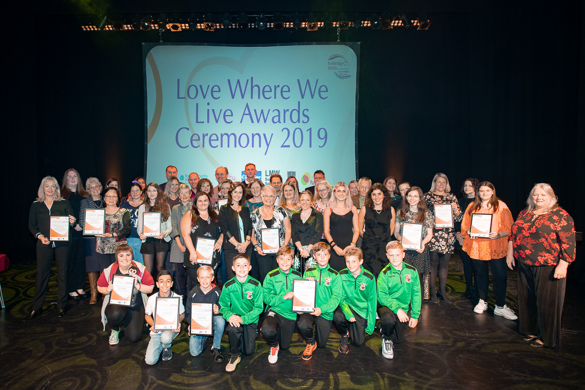 Picture of the love where we live finalists from 2019