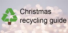 Christmas recycling guide