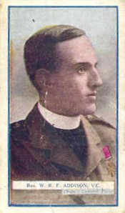 William Robert Fountains Addison VC