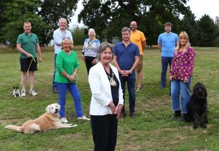 Friends of Hawkenbury recreation ground