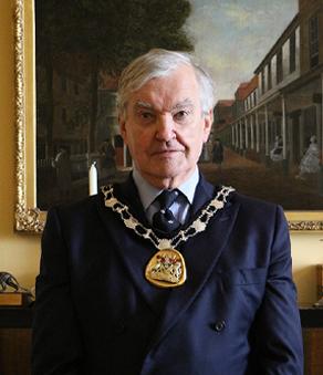 Councillor Godfrey Bland