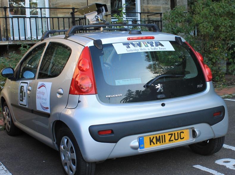Tunbridge Wells Borough Council Safety Car