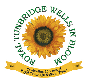 royal tunbridge wells in bloom logo