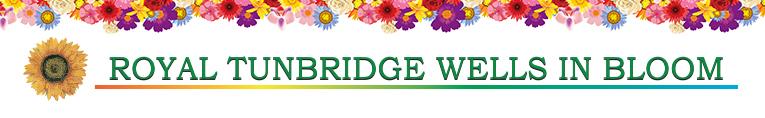 Royal Tunbridge Wells in bloom banner