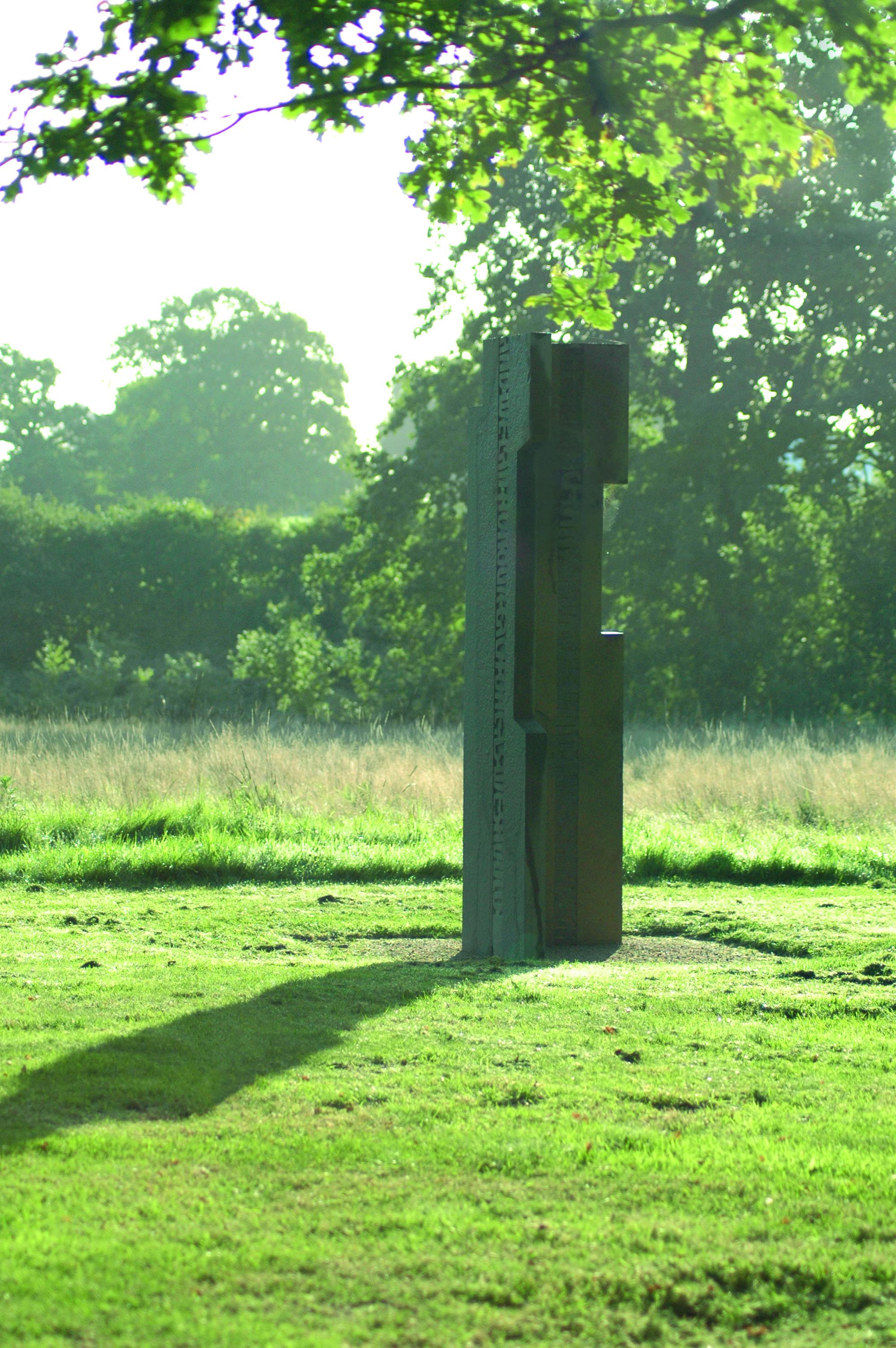 Victoria Cross Grove memorial sculpture