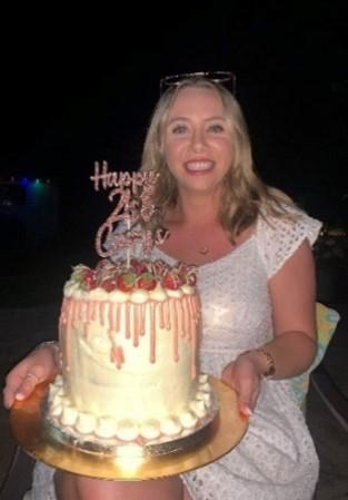 The Mayor's granddaughter celebrates her 21st birthday
