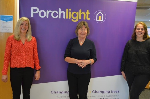 Porchlight Head Office in Canterbury