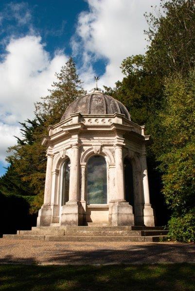Dunorlan Park Grecian temple
