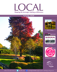 Tunbridge Wells Local magazine, winter 2020 edition