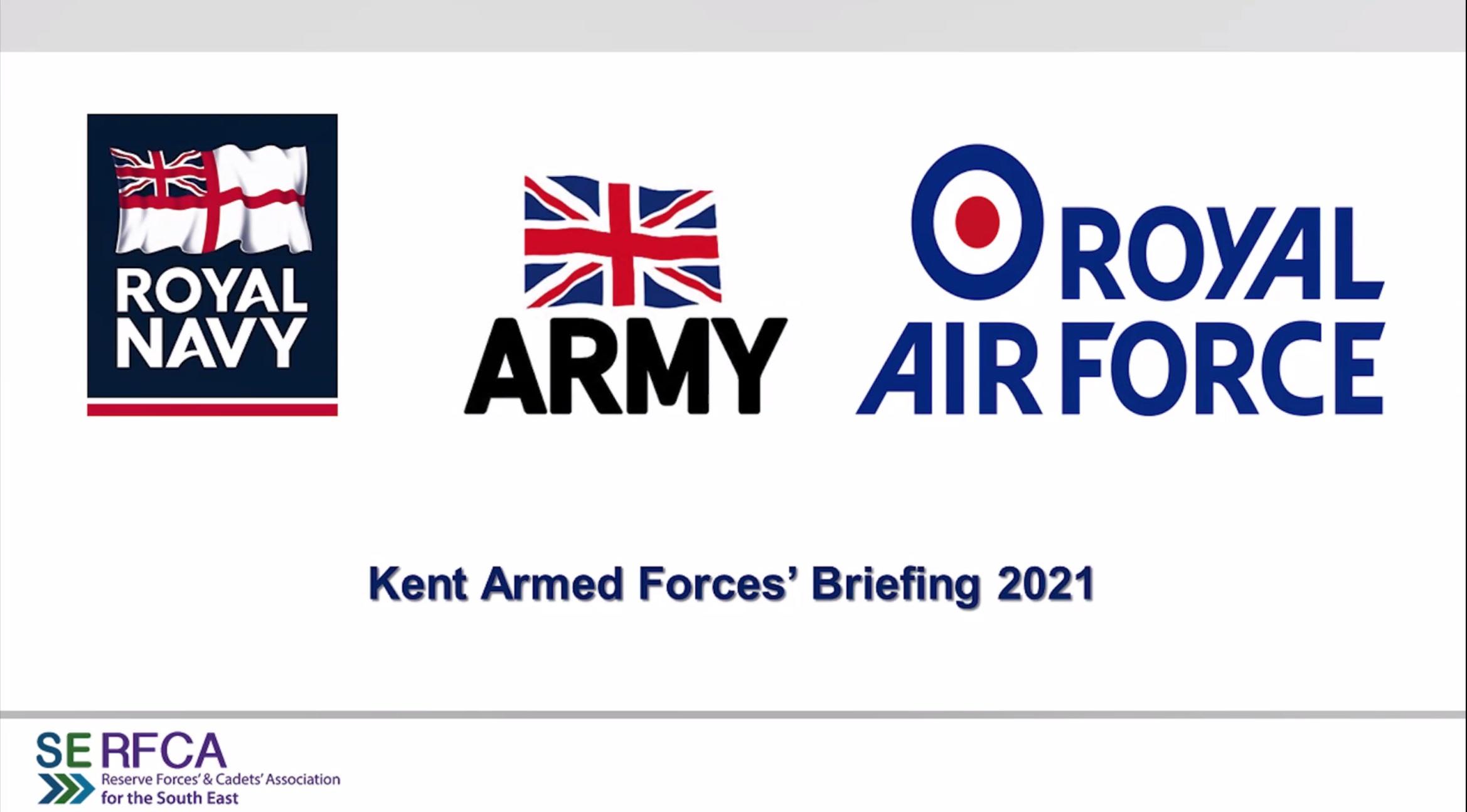 South East Reserve Forces & Cadets Association