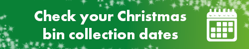 Christmas collection changes