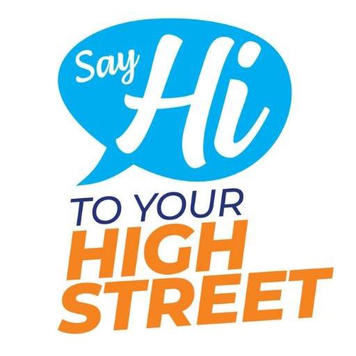 Say Hi to your High Street logo