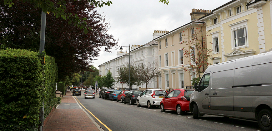 Image showing offices in Tunbridge Wells town centre
