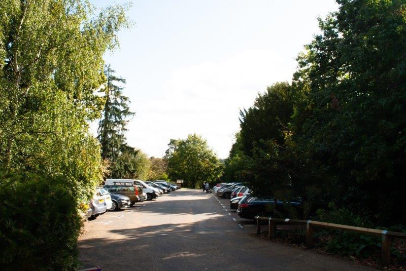Dunorlan car park