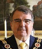 Photo of the Mayor, Cllr Chris Woodward