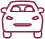 Parking and roads icon