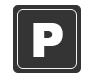 Find a place to park icon