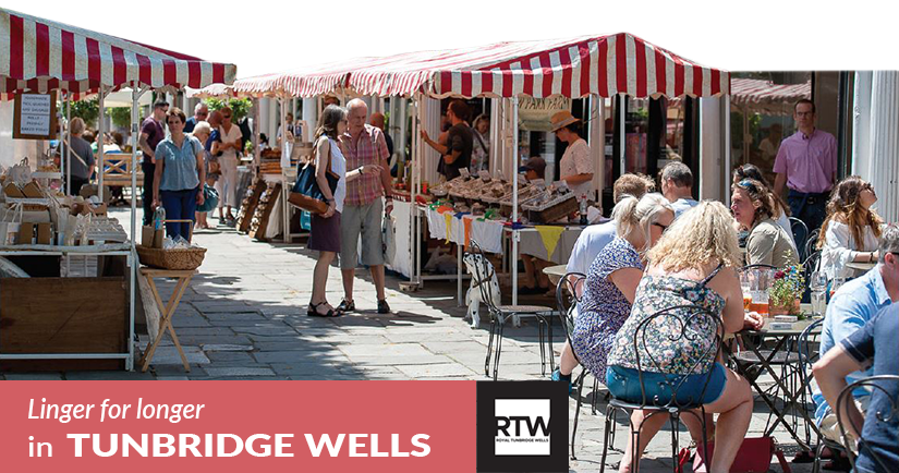 Linger for longer in Tunbridge Wells