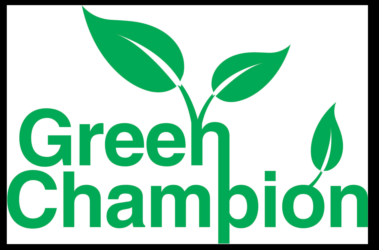 Green Champion Logo