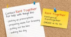 Kent Together Helpline