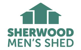 Sherwood Men's Shed logo