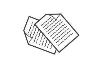 White paper (eg office paper)